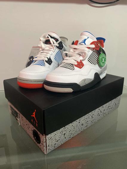 Nike Air Jordan 4 Retro what The