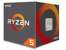Processador Amd Ryzen 5 1400 Am4 3.2ghz 3.4ghz Max Turbo