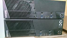 Raridade Pc Lenovo M93p Ssf I7 3.90ghz 16gb Ssd 128gb Win8