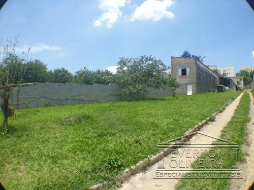 Area - Jardim Maria Amelia - Ref: 10454 - V-10454