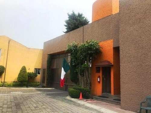 Casa En Venta En Condominio Horizontal En San Juan Tepepan