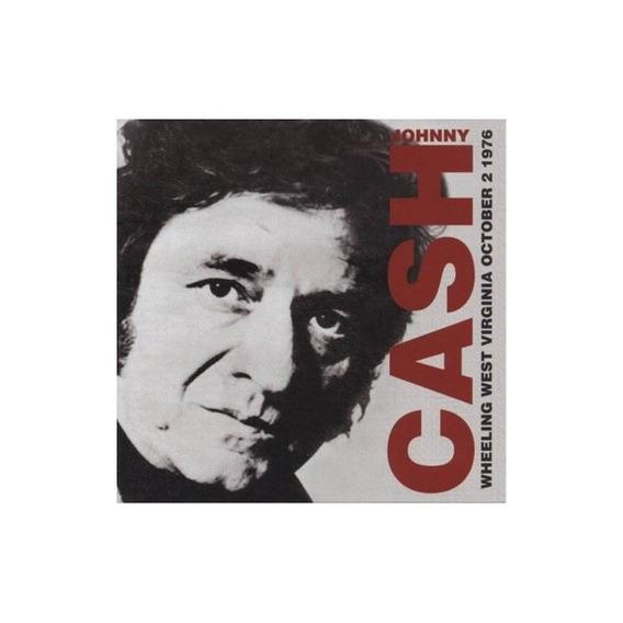 Cash Johnny Wheeling West Virginia Jamboree Usa On Wwva Octo