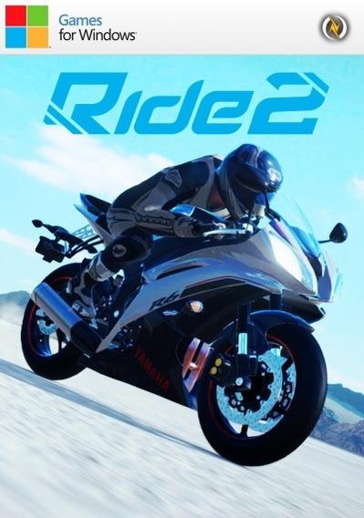 Ride 2 - Pc Jogo De Moto