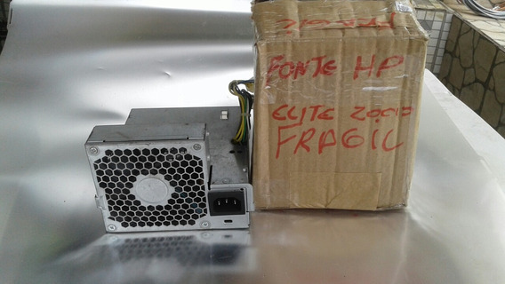 Fonte Para Computador Hp Elite 2000