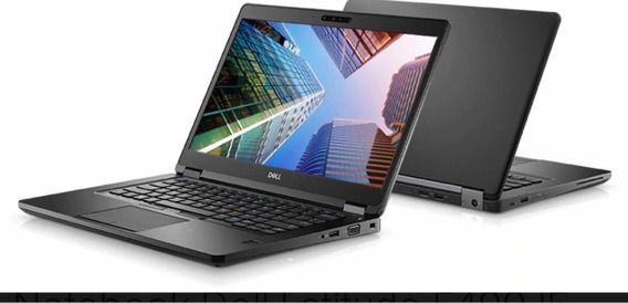 Notebook Dell Latitude Lt5490 I5-8250u 8ª Ger 8gb Ssd 256gb