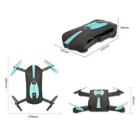 Jy018 Câmera 2.0mp Wifi Fpv Rc Zangão Quadcopter