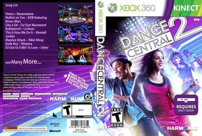 Dance Central 2 Xbox 360 Em Português