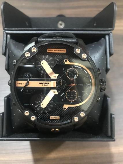 Reloj Diesel Mr Daddy Dz7350 Nuevo Para Hombre