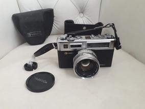 Câmera Fotográfica Yashica Retrô Eletro 35 Gsn