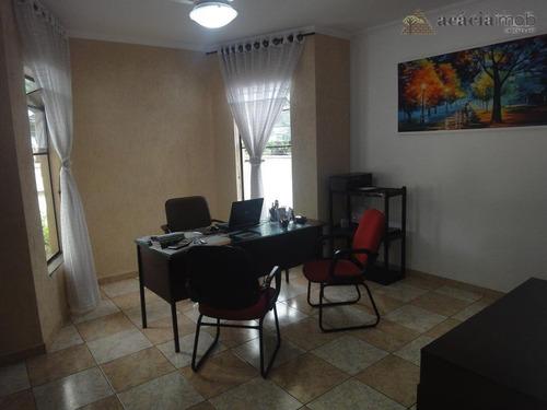 Imagem 1 de 30 de Sobrado Com 4 Dormitórios À Venda, 1100 M² Por R$ 3.600.000,00 - City América - São Paulo/sp - So2036