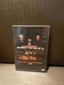 Scorpions - Moments Of Glory - Dvd Original
