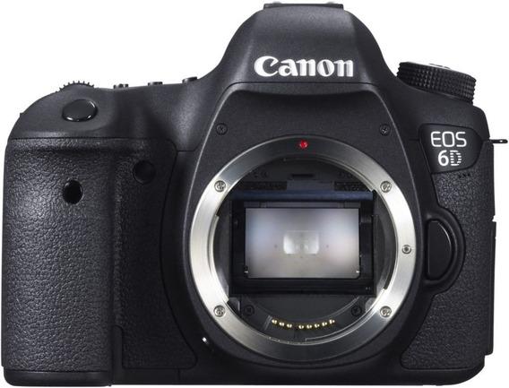 Canon Eos 6d Corpo