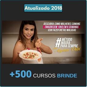 Curso Fique Magra Pra Sempre 2019 - Karina Pelo + 500 Cursos