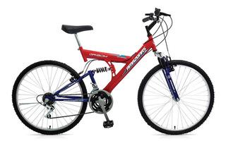 Bicicleta Mountain Rodado 26 Gribom Amazonas 2100 Santa Fe