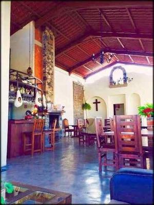 Venta De Hotel En 4 Norte, San Pedro Cholula, Puebla