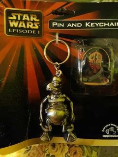 Pin Llavero Star Wars