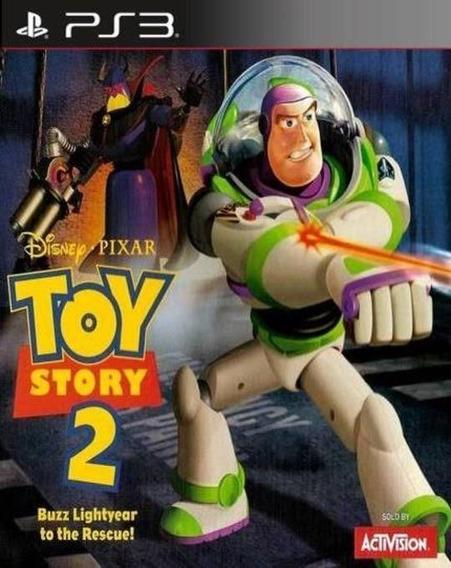 Toy Story 2 (ps3) Jogo Play 3 Clássico Ps1 Comprar