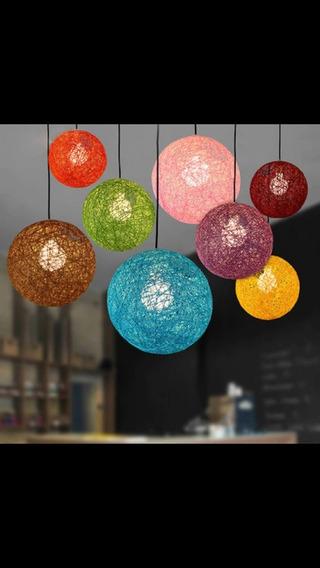 Luminárias Para Sua Casa Interna E Externa Tamanhos Variados