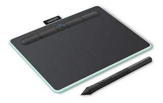 Tableta Wacom Intuos Ctl-6100wl Medium Bluetooth Modelo 2018