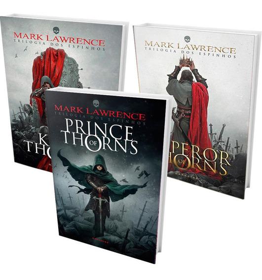 Trilogia Dos Espinhos Mark Lawrence