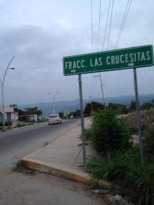 Terreno En Venta En Fracc. Las Crucesitas