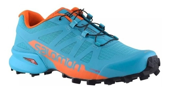 Salomon Speed Cross Pro 2 Mujer, Trekking, Running - Salas
