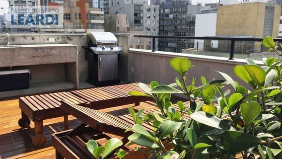 Cobertura Jardim América - São Paulo - Ref: 549878