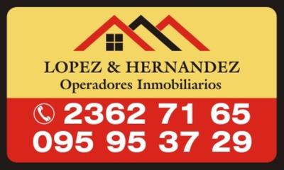 López Y Hernández Alquila Casa 3 Dorm. Próximo Al Centro