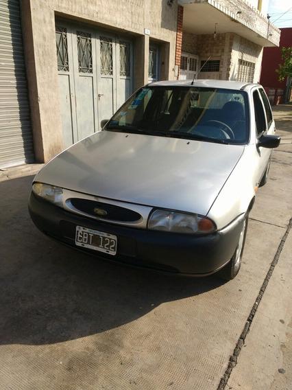 Ford Fiesta 1.8 Lx D 1998