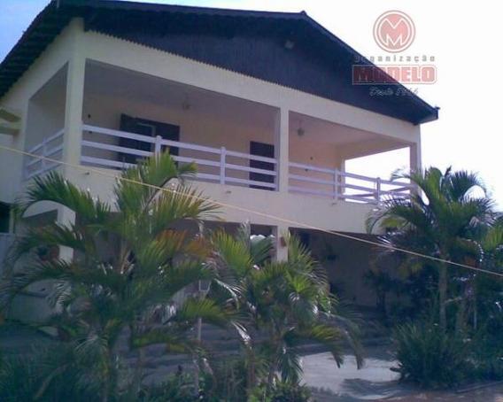 Excelente Casa À Venda Em Rio Das Pedras. - Ca0739