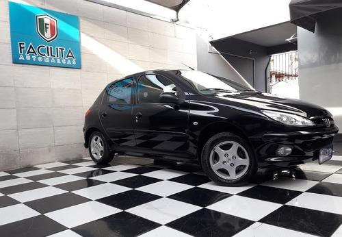Peugeot 206 Hatch 1.6 Feline Flex Completo