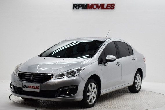 Peugeot 408 1.6 Hdi Allure Nav Mt 2016 Rpm Moviles