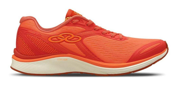 Tênis Running Olympikus Masculino Pride 2 597 Laranja