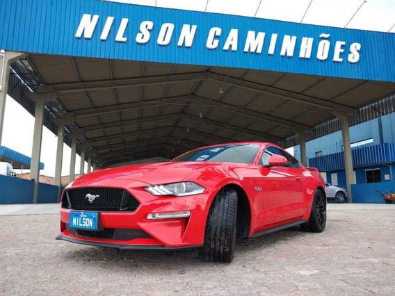 Ford Mustang Gt 5.0 V8, 2018 Nilson Caminhões 1458