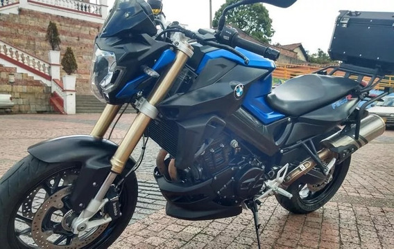 Moto Bmw F800r Premium 2015 Km:18559 Naked