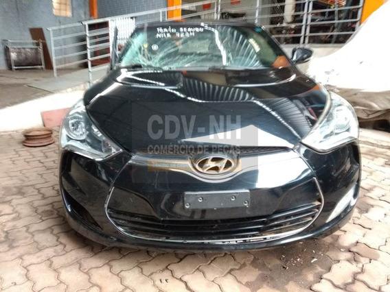Sucata Hyundai Veloster 2011/12 1.6 140cv Gasolina