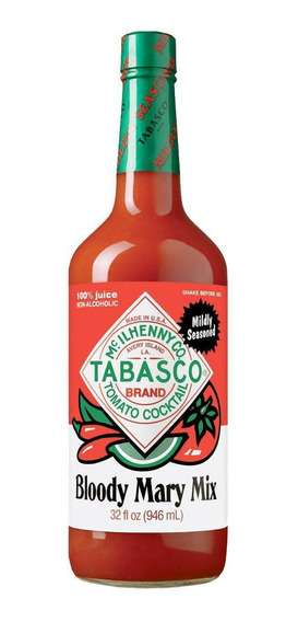 Tabasco Bloody Mary Mix 946ml