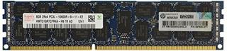 Hp Compaq 8 Gb Duales X4 Pc3l-10600 Reg Cas-9 Kit De Memoria