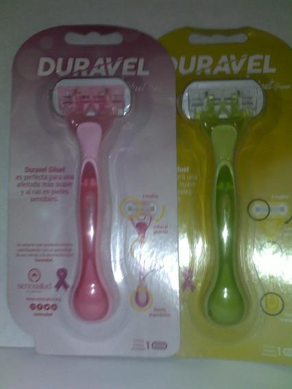 Afeitadora Duravel Siluet