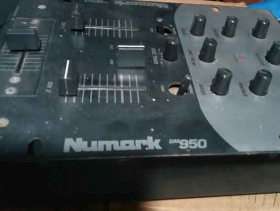 Mixer Numark Dm950 Para Conserto