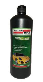 Cristalizador Liquido Para Pintura Automotiva - Shine Wax