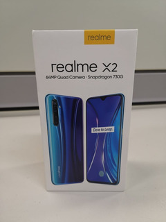 Realme X2 Global Branco 8/128 Gb A Pronta Entrega