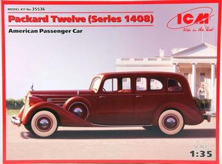 Packard Twelve (series 1408) Icm 1/35