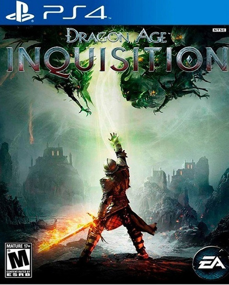 Dragon Age Inquisition 1ª Digital Psn