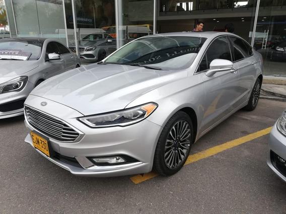 Ford Fusión Titanium 2018