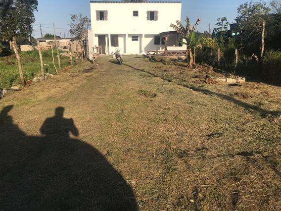 Casa Semi-acabada No Balneário Gaivota Em Itanhaém Litoral