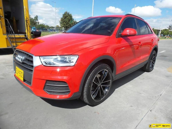 Audi Q3 Attraction At 1400cc Turbo
