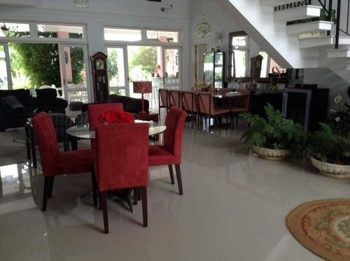 Imagem 1 de 5 de Casa Residencial À Venda, Rio Comprido, Jacareí. - Ca0240