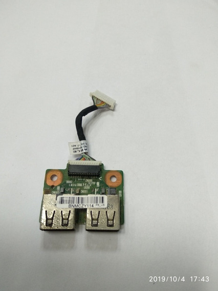 Placa Usb Para Notebook Hp Pavilion Dv5 2112b