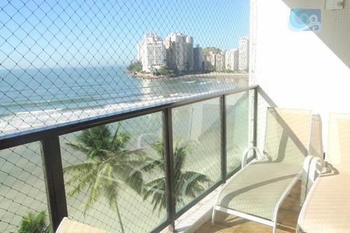 Imagem 1 de 22 de Apartamento À Venda, Praia Das Astúrias, Guarujá. - Ap4355